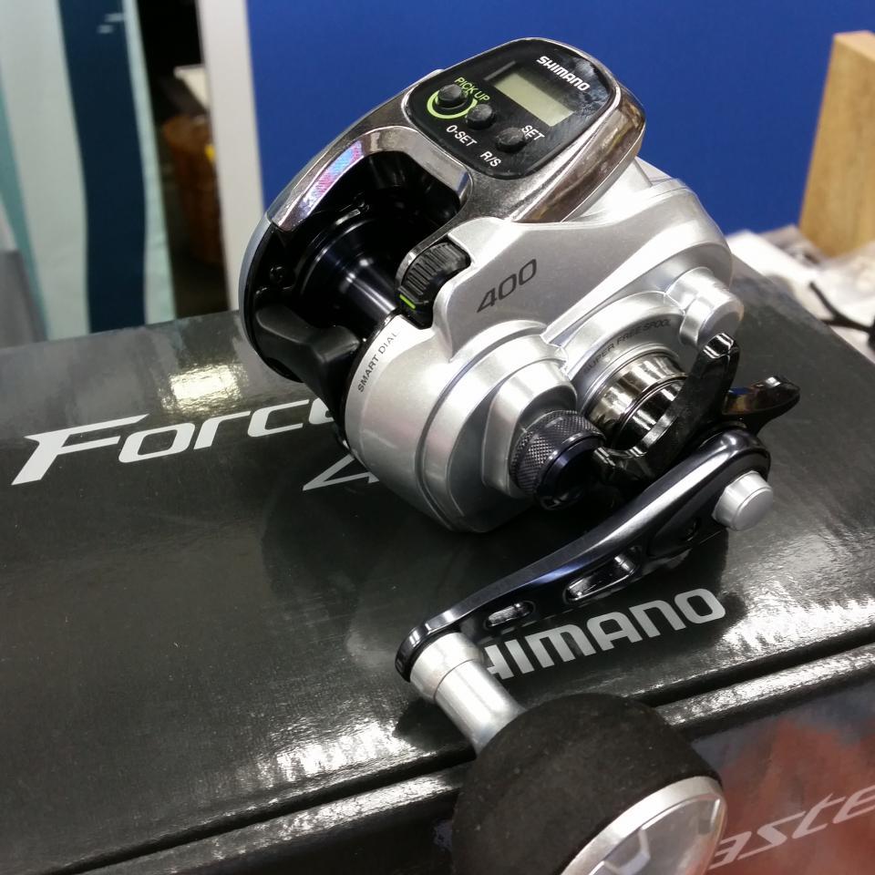 フォースマスター400